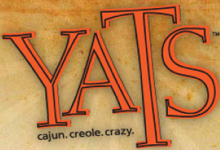 Cajun. Creole. Crazy.