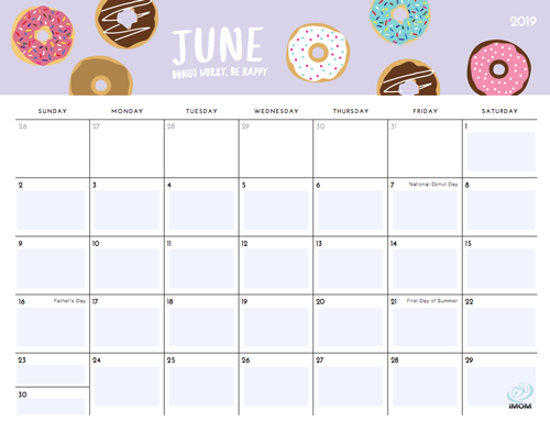 A Marketing Calendar Makes Your Life Easier