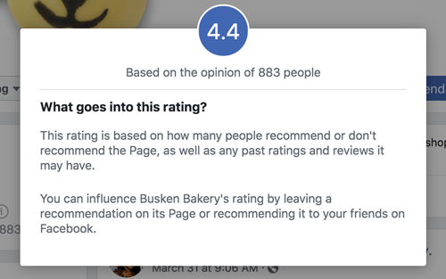 Facebook Reviews Are Gone