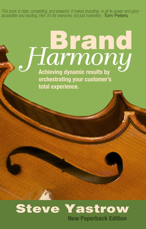 Brand Harmony: New Paperback Edition