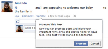 Marketing Your Personal Life on Facebook? Don't.