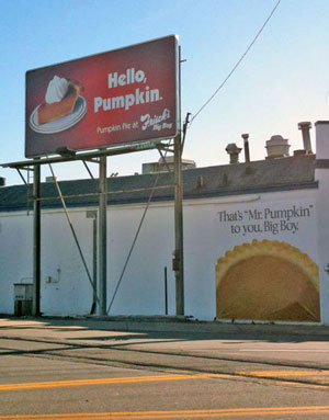 Pumpkin Pie Marketing