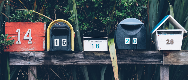 Think of Direct Mail as Introducing Your Business to a Stranger