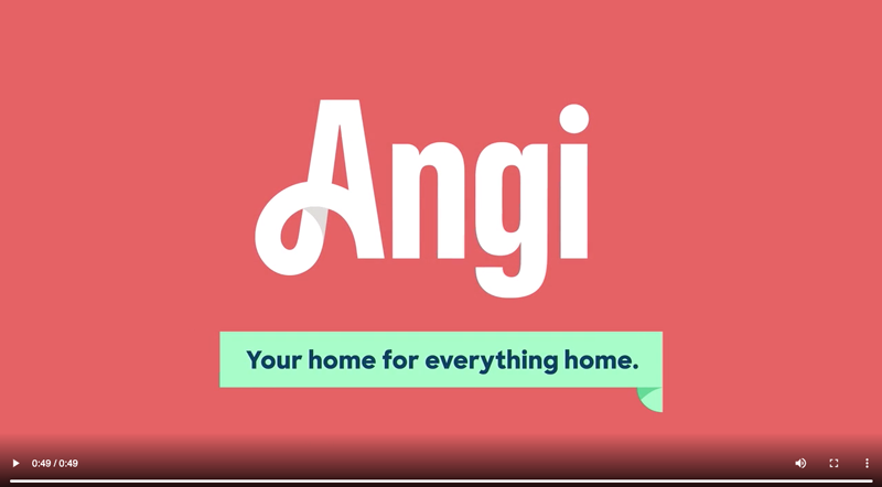 Angie's List Changes Name to Angi